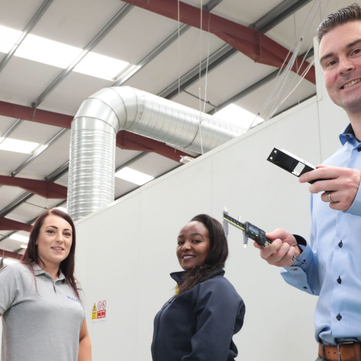 NEWRY ENGINEERING FIRM GETS EXACT MEDICAL ACCREDITATION