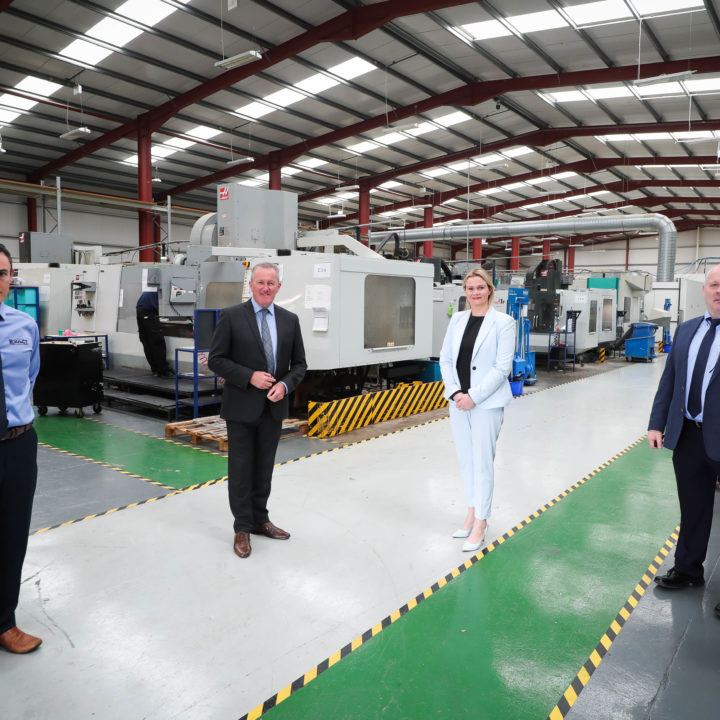 NEWRY ENGINEERING COMPANY SECURES BUSINESS GRANT FOR FUTURE GROWTH